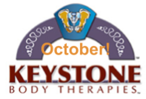 October Events with Massage - Keystone Body Therapies